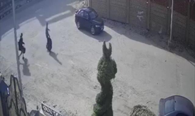 المتهمين بسرقة فيلا ابنة شوبير