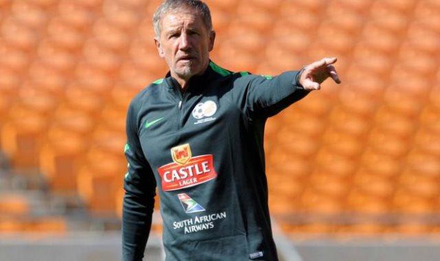 مدرب جنوب أفريقيا
