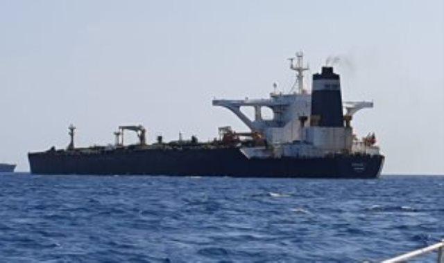 ناقلة النفط الايرانية