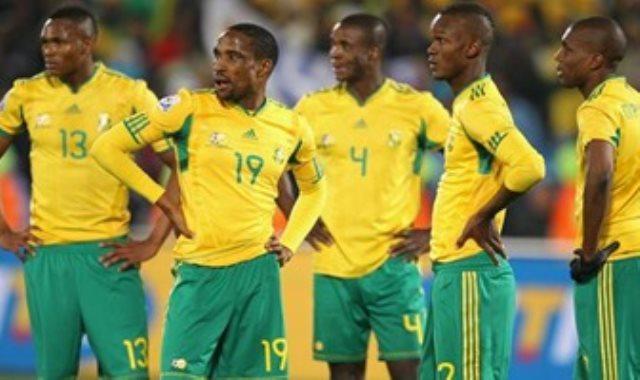 منتخب جنوب افريقيا