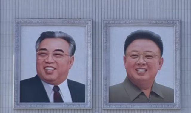 كيم يشارك في إحياء ذكرى مؤسس كوريا الشمالية (فيديو)