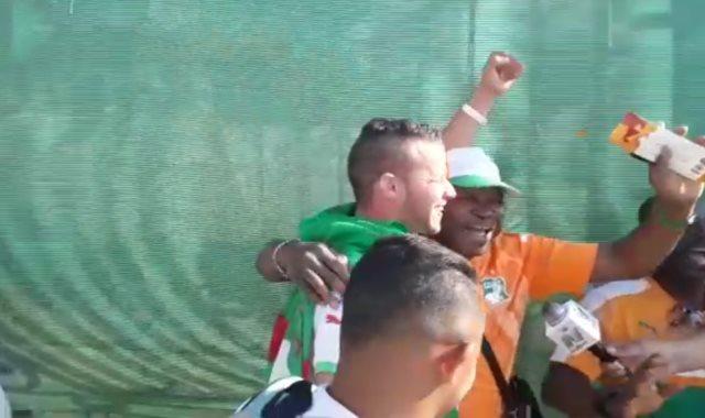 جمهور الجزائر وكوت ديفوار