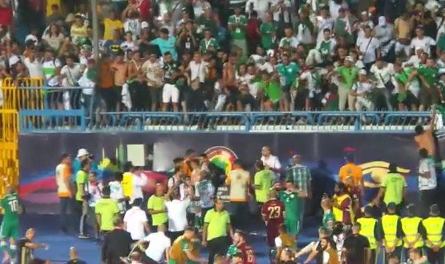 مشجعي الجزائر