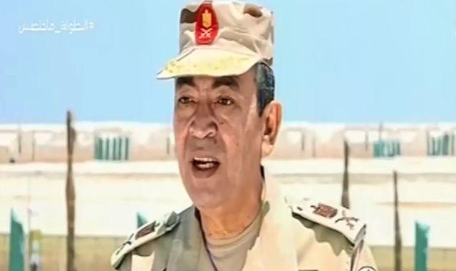 اللواء أركان حرب محمد عبد الحى رئيس مجلس إدارة الشركة الوطنية للزراعات المحمية
