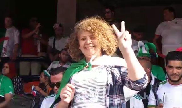 جماهير الجزائر