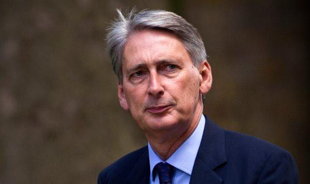 وزير المالية البريطانى فيليب هاموند
