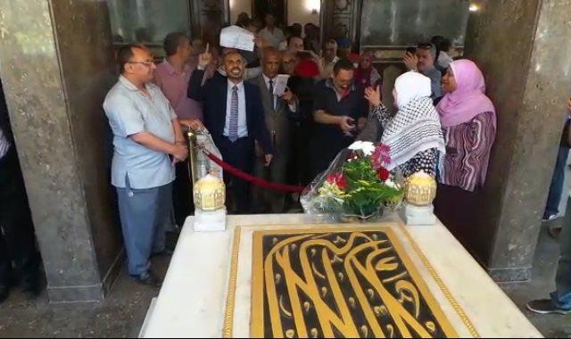 ضريح عبد الناصر