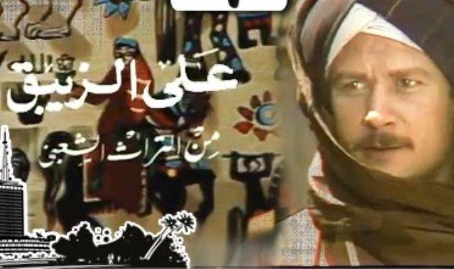 فاروق الفيشاوي في مسلسل علي الزيبق