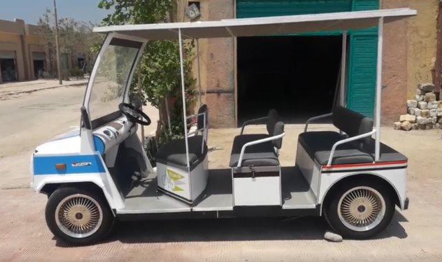 سيارات الطاقة الشمسية