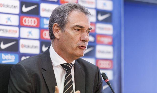 بيب سيجورا المدير الرياضى لبرشلونة