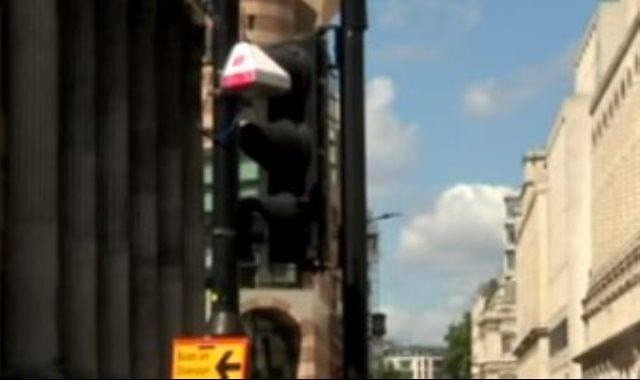 أجهزة استشعار بيئية في لندن