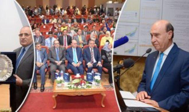 الفريق مُهاب مميش رئيس هيئة قناة السويس