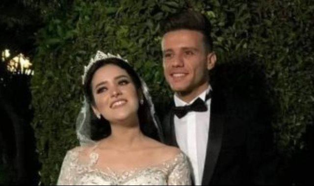 زفاف مصطفى فتحى