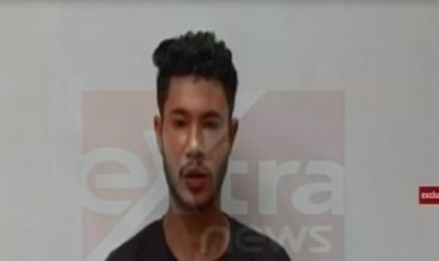 الإرهابي حسام عادل
