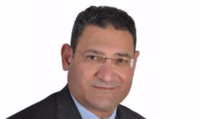 أحمد أيوب المتحدث باسم لجنة استرداد أراضى الدولة