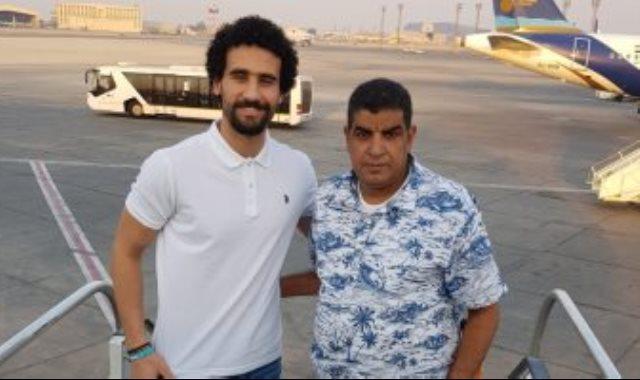 باسم مرسى مع خالد المهدى