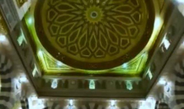 قباب المسجد النبوى