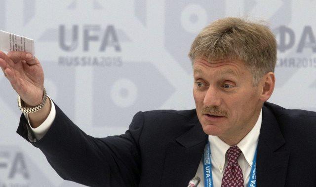 دميترى بيسكوف المتحدث الصحفى باسم الرئاسة الروسية