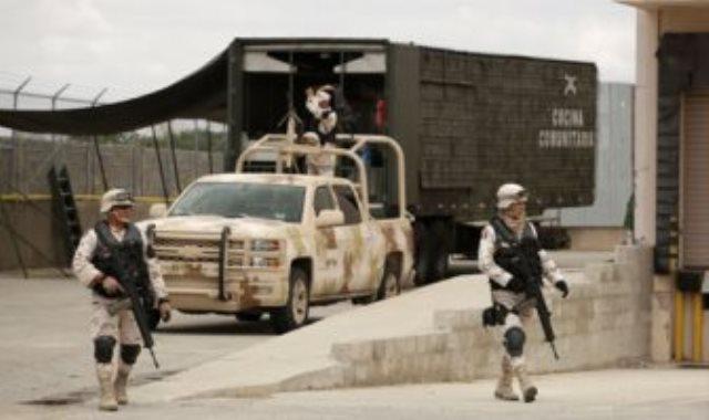 القوات المكسيكية