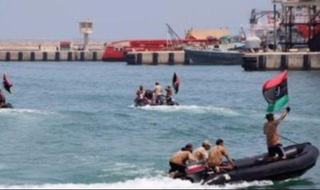 خفر السواحل الليبى