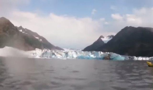 انهيار جليد