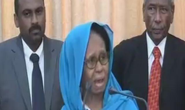 المجلس السيادى فى السودان