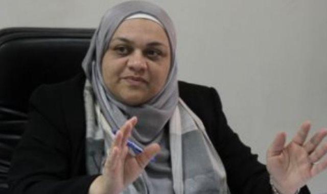 الدكتورة منى عبد المقصود رئيس الأمانة العامة للصحة النفسية وعلاج الإدمان