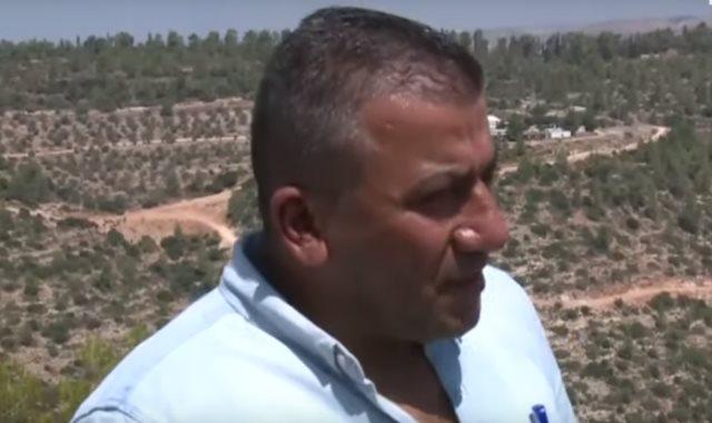أحد الفلسطينيين يروي مأساته مع سياسة إسرائيل