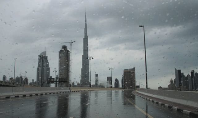 الأمطار
