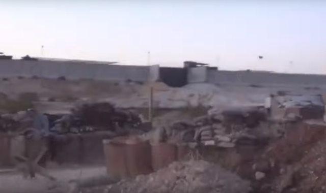 كاميرا روسيا اليوم ترصد الثكنات التركية المحاصرة من قبل الجيش السوري