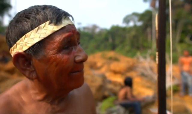 أحد السكان الأصليين