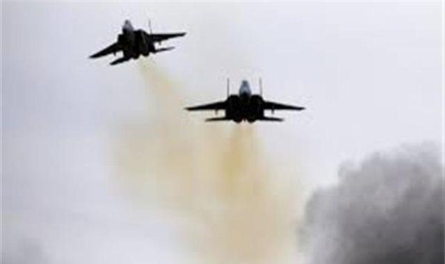طيران الاحتلال - صورة أرشيفية