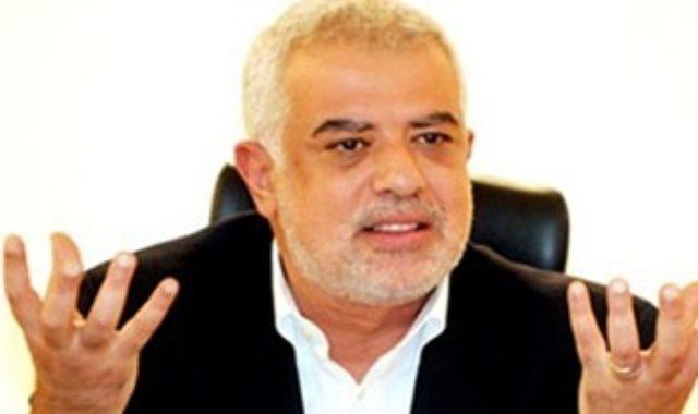 باسل السيسي نائب رئيس غرفة الشركات السياحية
