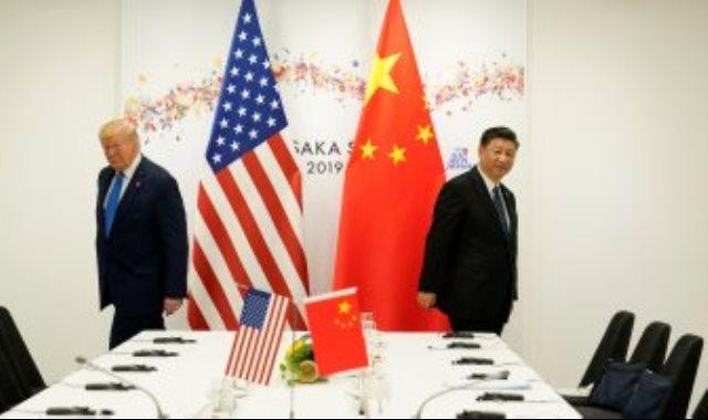 الرئيس الصينى وترامب