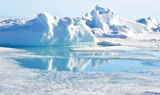 ذوبان جليد جرينلاند