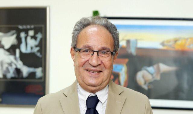 الدكتور محمد العزازي رئيس جامعة مصر للعلوم والتكنولوجيا