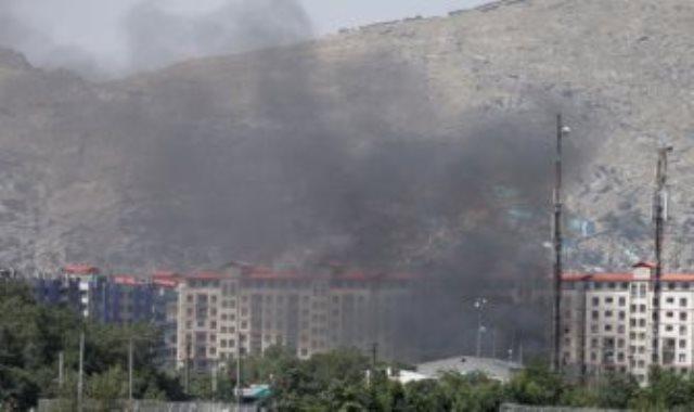 تفجير فى كابول