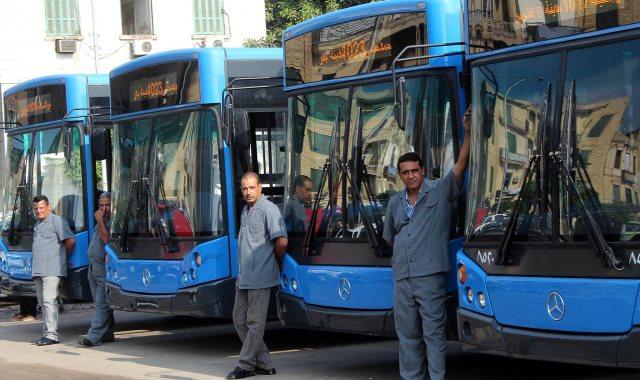 اتوبيسات النقل العام