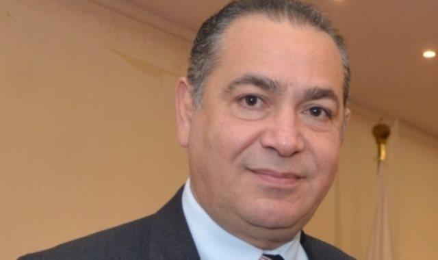 الدكتور هشام عطية عميد كلية الإعلام جامعة مصر للعلوم والتكنولوجيا