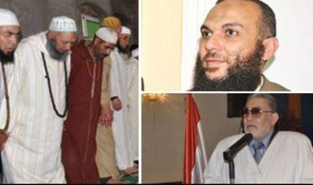 سامح عبد الحميد و عبد الخالق الشبراوي