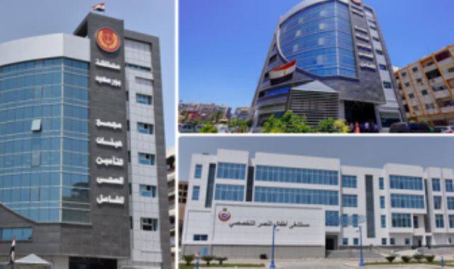 مستشفيات بورسعيد - أرشيفية