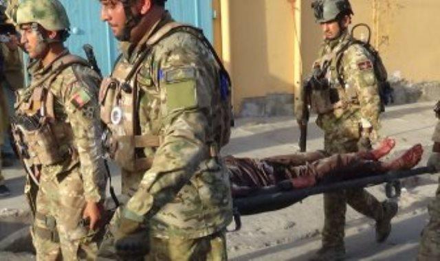 القوات الأفغانية ـ صورة أرشيفية