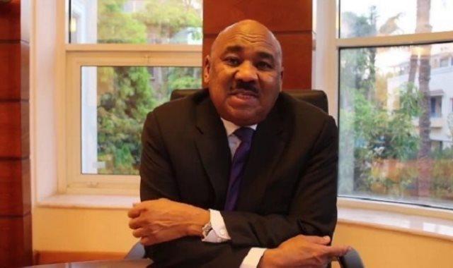 وزير المالية السوداني ابراهيم البدوي