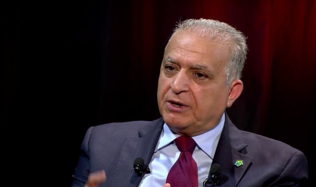 وزير خارجية العراق