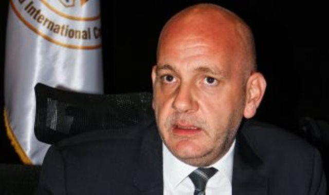 مالك فواز مستشار وزيرة الاستثمار والتعاون الدولى للترويج والتحول الرقمي