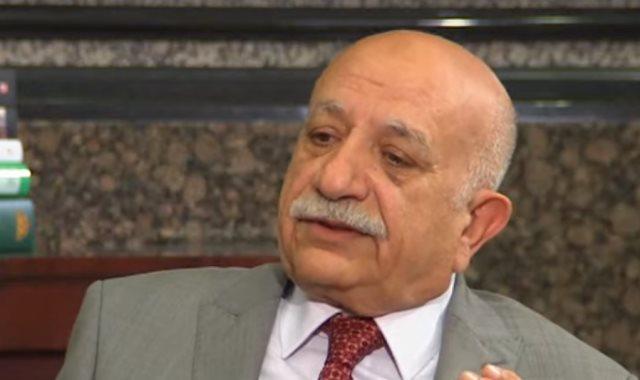 المدير السابق لهيئة التصنيع العسكري بالعراق أحمد ضيف عبد المجيد