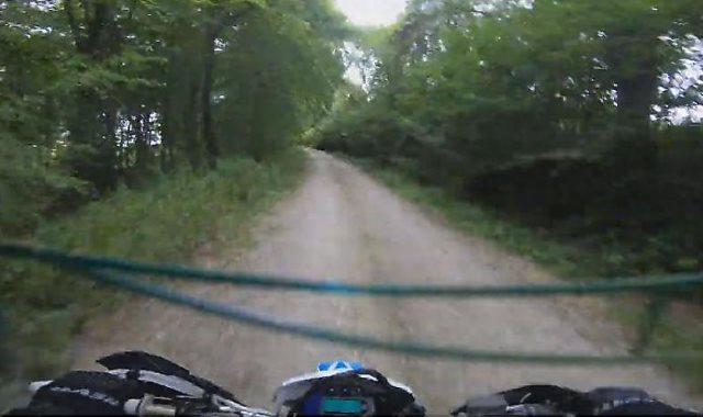 سائق دراجة نارية