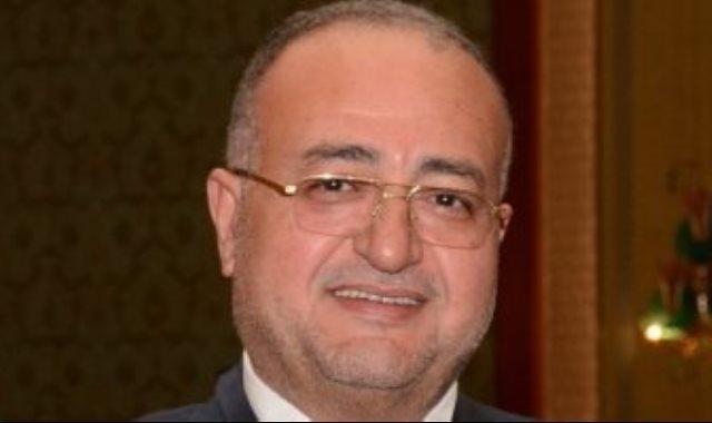 محمود سرج رئيس المجلس التصديرى للجلود