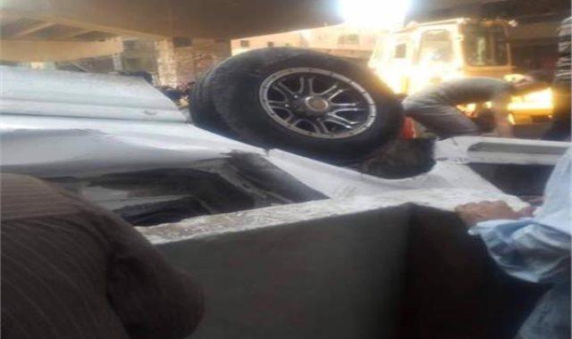 حادث صفط اللبن