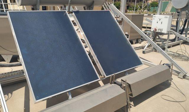 طاقة شمسية بالمنزل